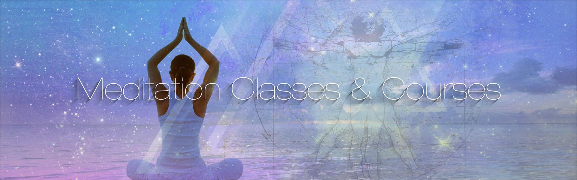Meditation classes and courses